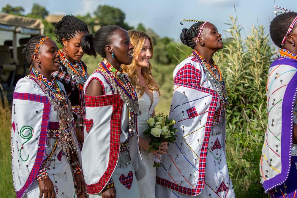 kenya luxury wedding