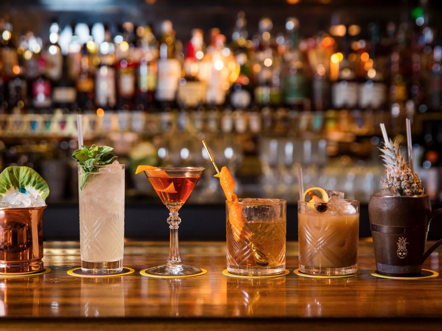 best cocktail bar paris