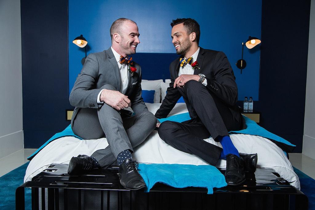 same-sex wedding new york