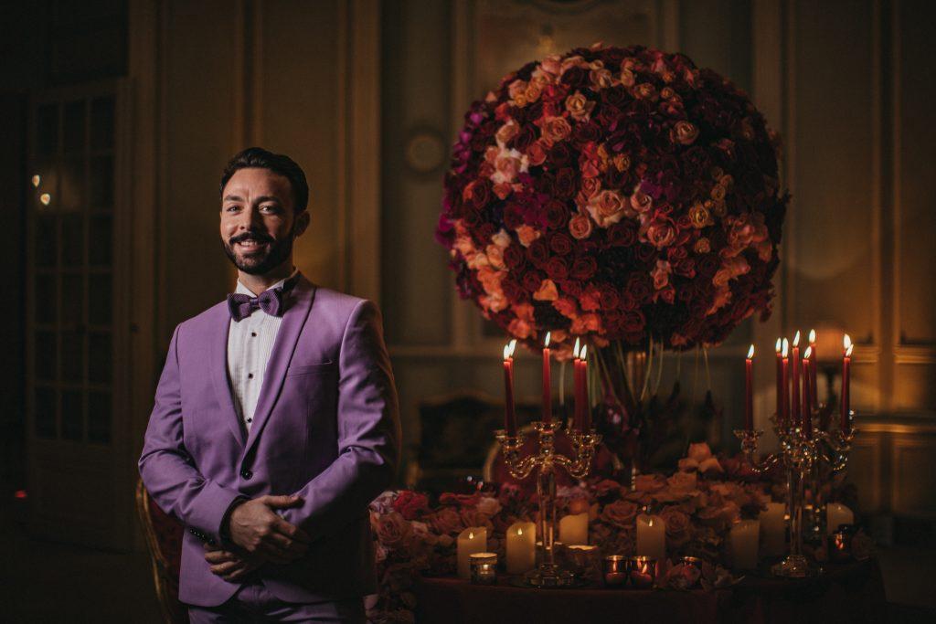 jean charles vaneck wedding planner