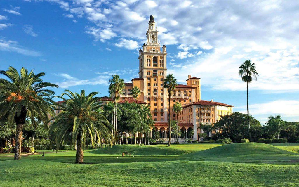 Miami wedding venue Biltmore Hotel