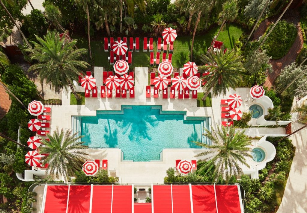 Faena Hotel Miami Swimming pool