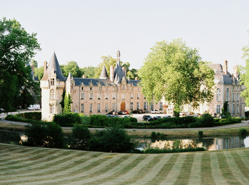 French chateau - the ideal location for events