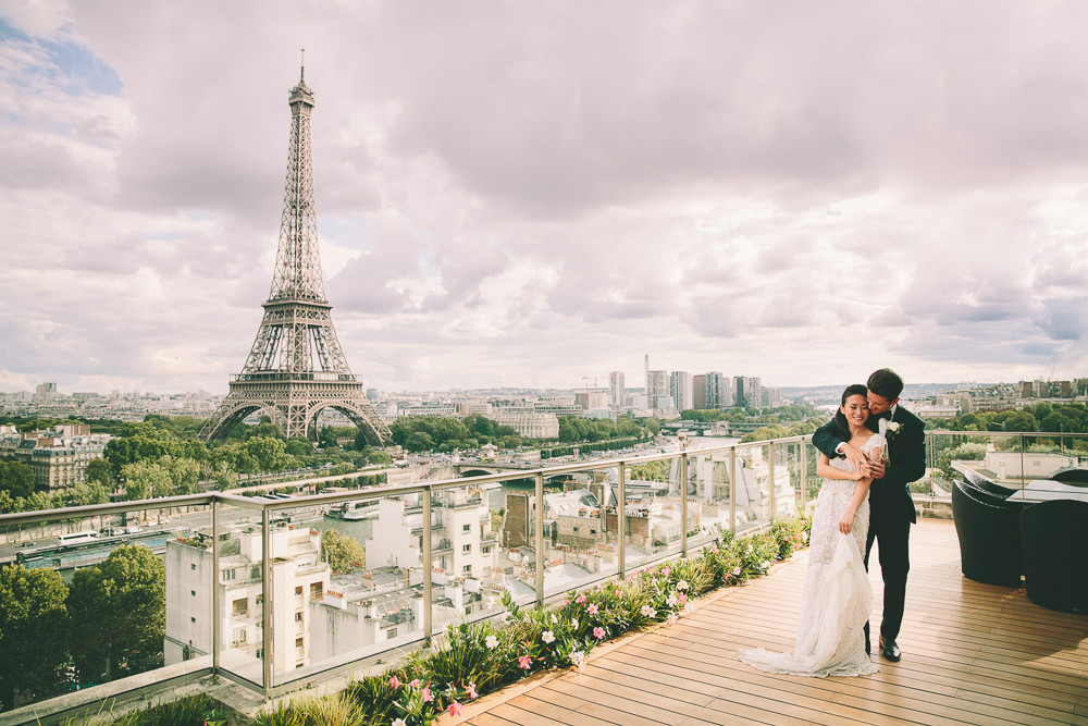 Paris Wedding - How to plan the perfect wedding day