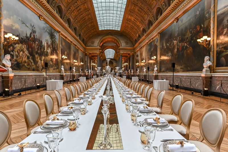 best wedding venues in paris france - chateau de versailles