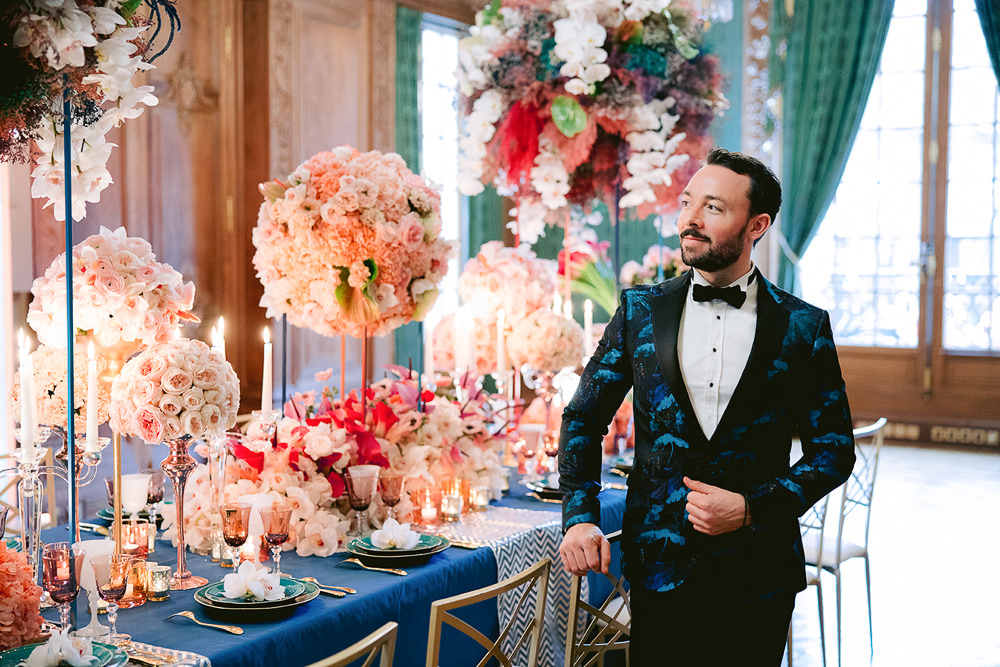 French Wedding Planner - Jean-Charles Vaneck - Sumptuous Events