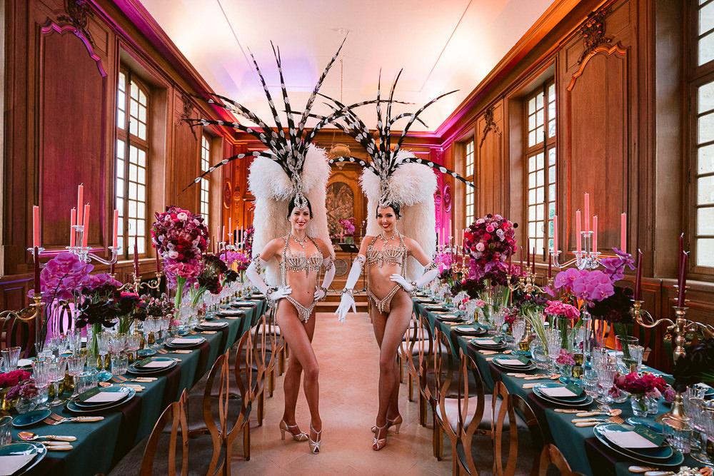 Planning a destination wedding in France - Entertainement