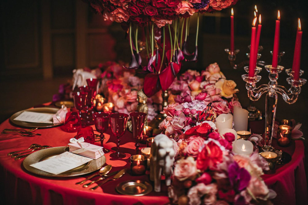 The number of guests drive the cost of a wedding - Sumptuous Events
